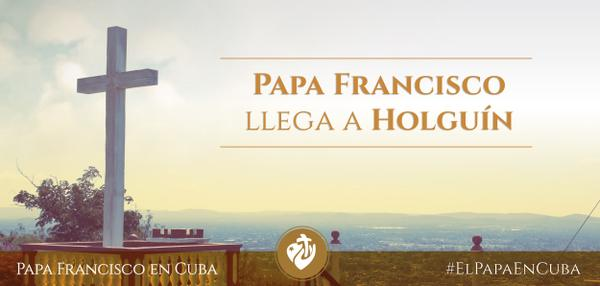 Repercusión en la prensa internacional de la visita del Papa Francisco a Holguín