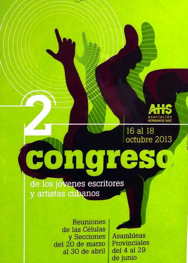 De congreso la joven vanguardia artística cubana. Foto Abel Rojas