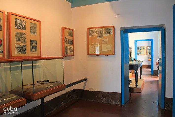La casa natal de José Martí, maestro y guía del pueblo cubano