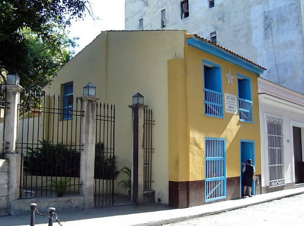 Casa natal de José Martí, Monumento Nacional
