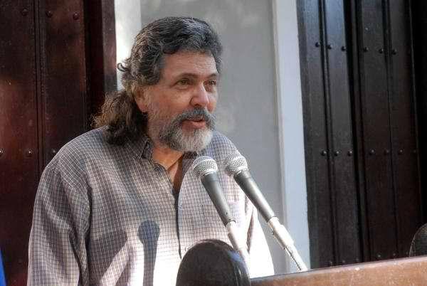 Electo Abel Prieto Presidente de la Sociedad Cultural José Martí