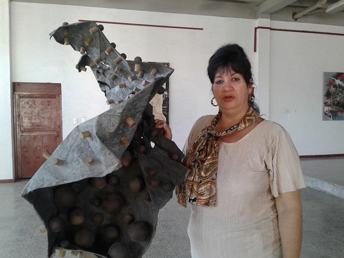 Las Tunas abre sus puertas a la XII Bienal de Esculturas
