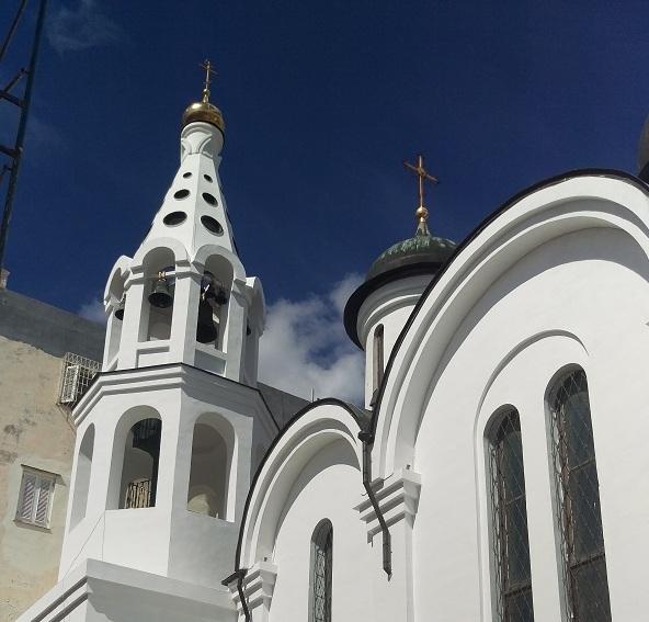 Celebran consagración del Templo Ortodoxo Ruso en La Habana