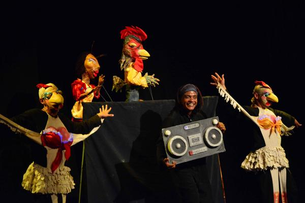 Vuelve a Ciego de Ávila Festival Nacional de Teatro sin Fronteras