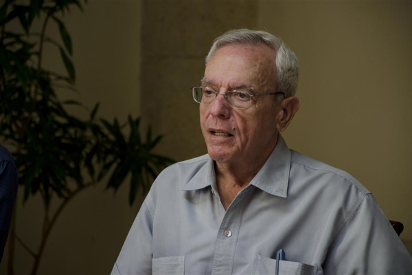Havana Historian named Honorary Associate of the Royal Institute