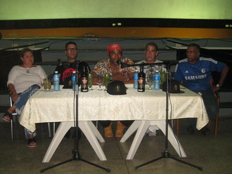 Por primera vez Orishas en Santiago de Cuba