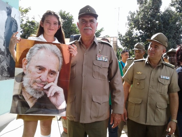 Premian en Cienfuegos el concurso nacional Amigos de las FAR