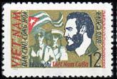 La impronta de Fidel desde la filatelia internacional