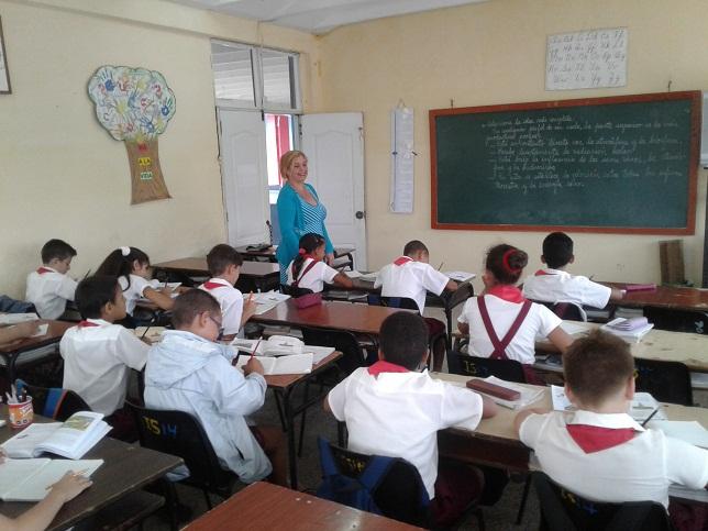 Ratifica Cuba en la UNESCO compromiso con la Educación