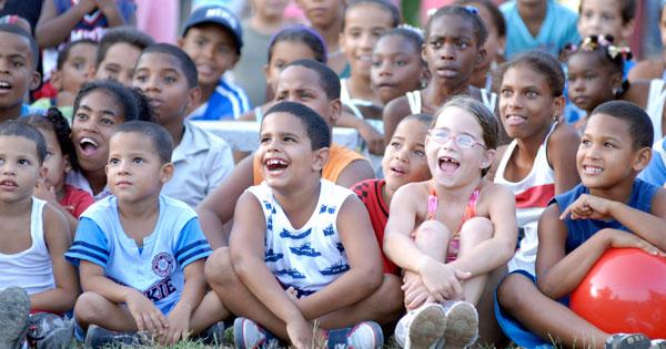 Derechos de los niños cubanos: más que utopía, realidad