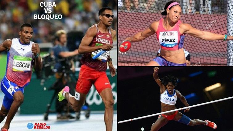 Deporte cubano: Esquiva el Bloqueo y pone la mira en Tokio