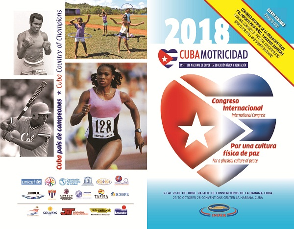 Exhibirá Cuba avances en el deporte para todos
