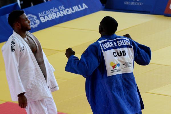 Cuba arrasa en penúltima jornada de judo