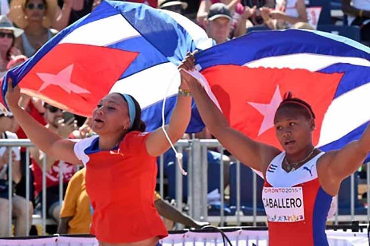 Dominan cubanas lanzamiento del disco