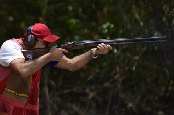 Oro y bronce para Cuba en Skeet Masculino