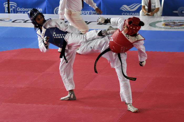 Cuba cierra el taekwondo con dos oros y un bronce