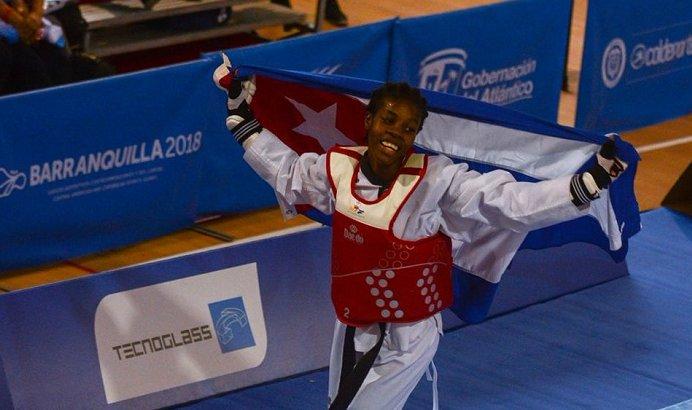 Excelente jornada para el taekwondo cubano