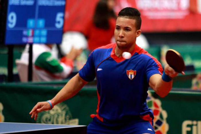 Cierra Cuba el tenis de mesa con medallas en torneos individuales