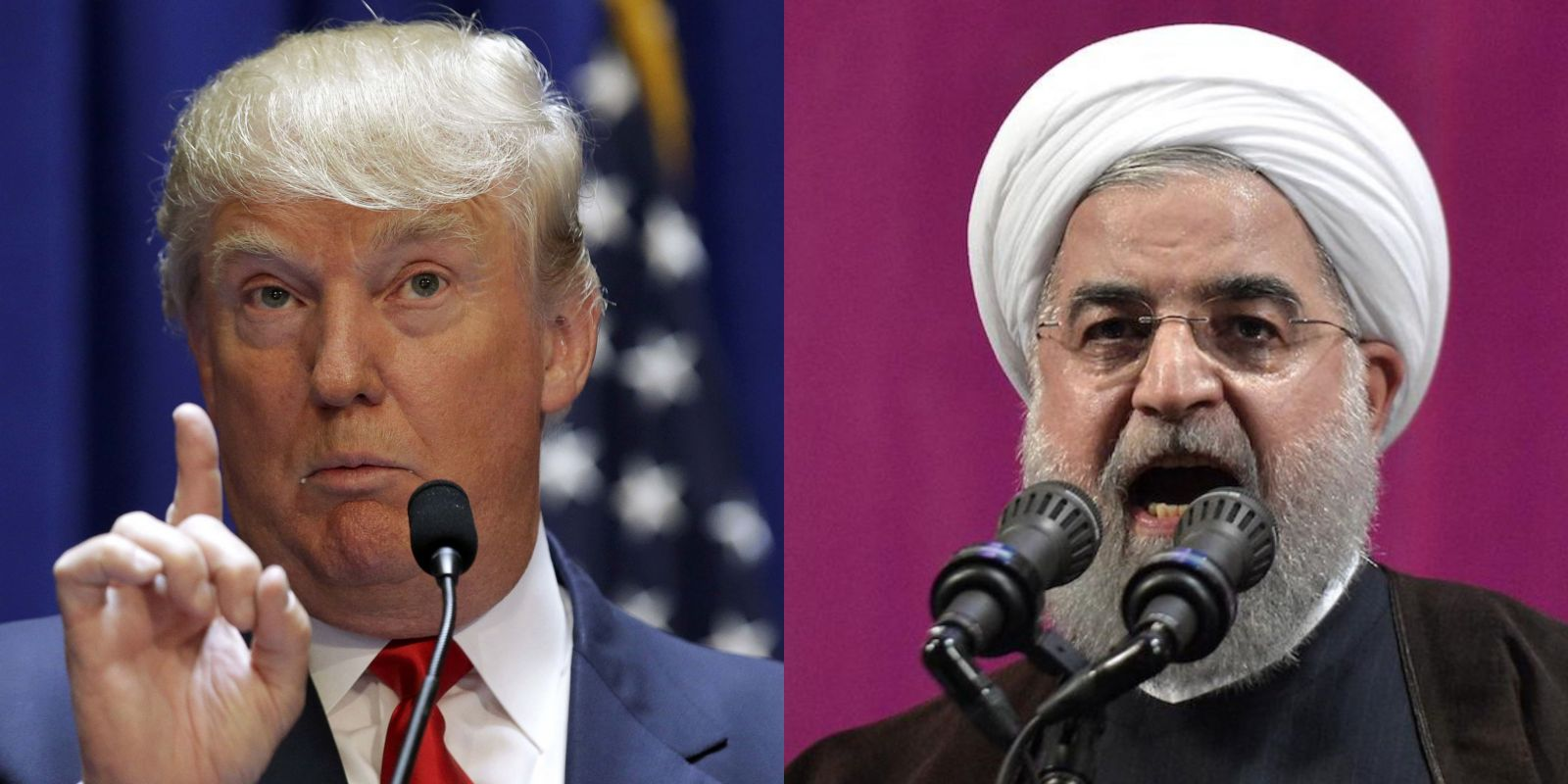 The first round of Trump's sanctions against Iran enters into force