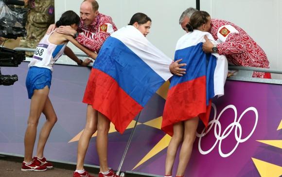 Excluido equipo ruso de los juegos de Rio de Janeiro
