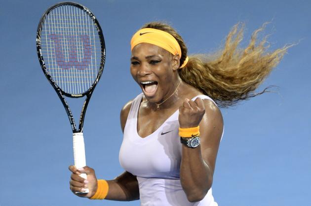 Logra primer triunfo tenista Serena Williams en Rio de Janeiro. Foto: Getty Images