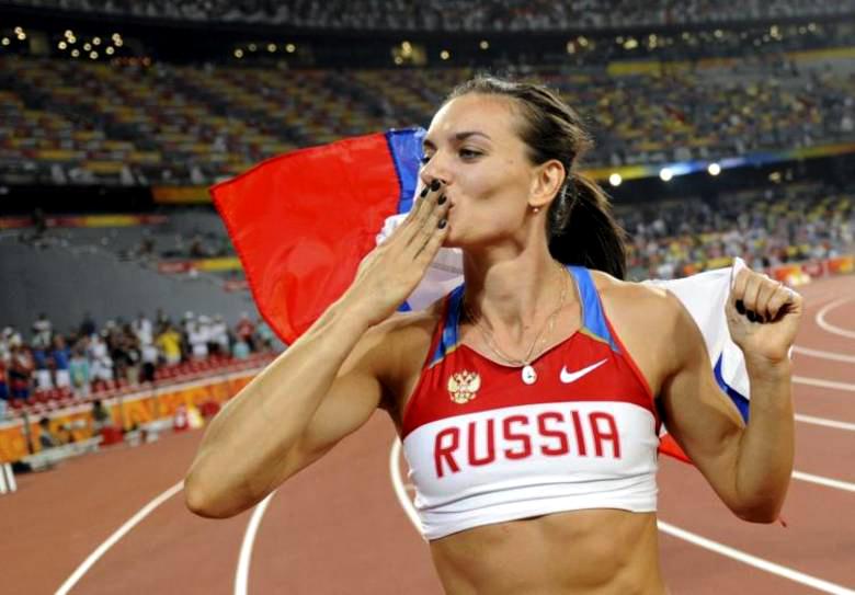 Anuncia Yelena Isinbáyeva su retiro definitivo de las pistas