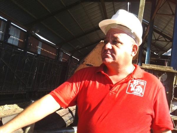 Director de la Unidad Empresarial Básica, Amaury Rodríguez Depestre