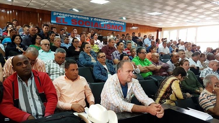 Camagüey avanza en el control interno