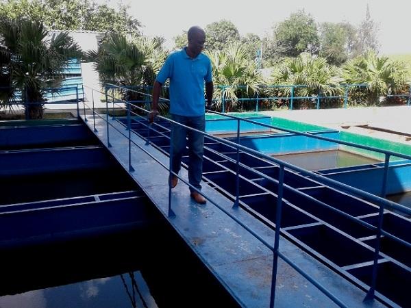Reporta Cienfuegos mejor comportamiento de agua acumulada en el país