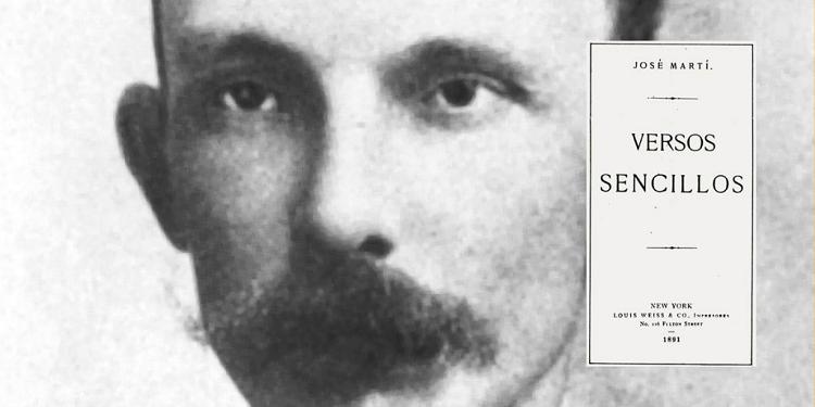 José Martí y el Verso Sencillo sobre el 22 de enero de 1869