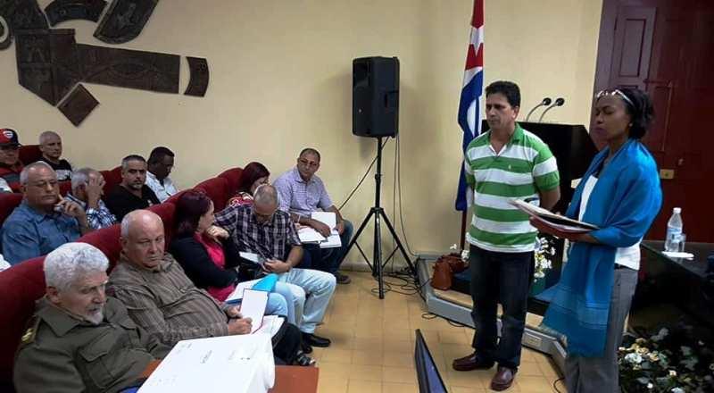 Chequean planes de viviendas y otros programas económicos en Camagüey
