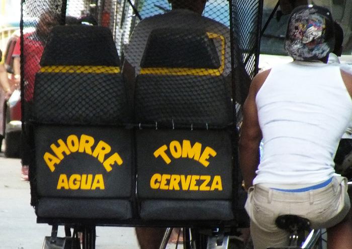En fotos: frases populares sobre ruedas
