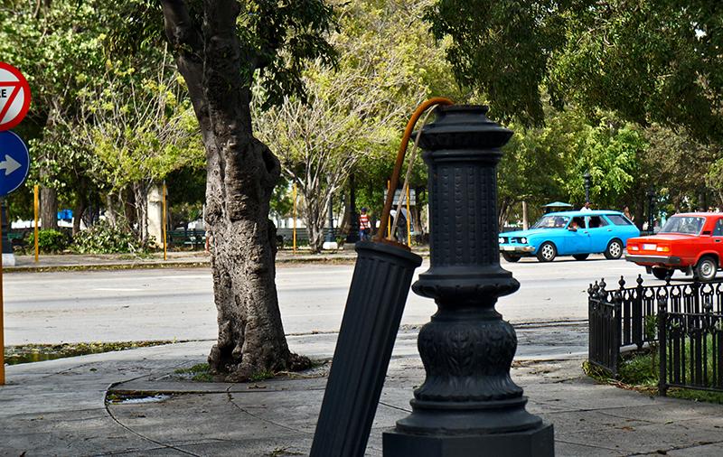 Huracán Irma, La Habana, Cuba. Foto: Sergei Montalvo Arostegui