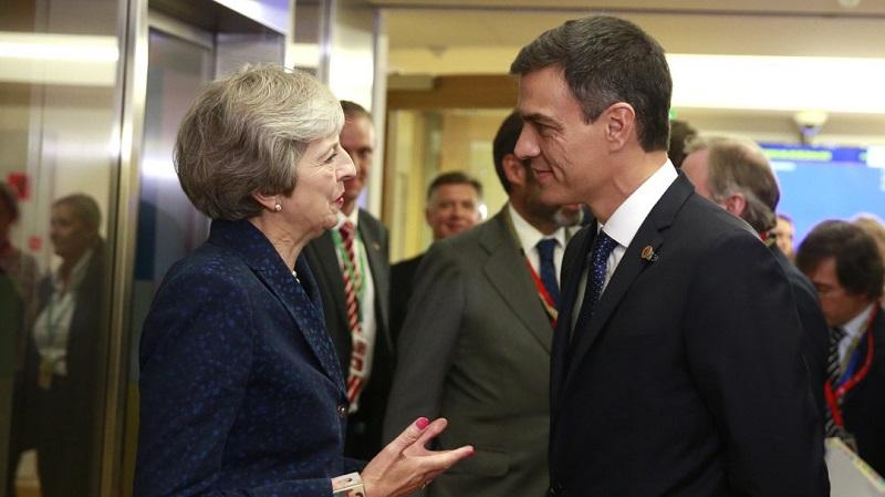 Levanta España su veto al BREXIT, tras acuerdo sobre Gibraltar