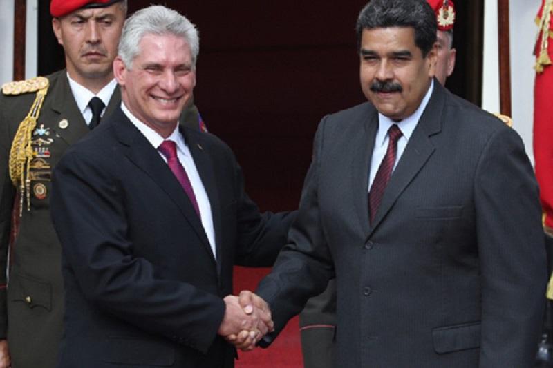 Maduro, la Revolución Bolivariana, y su inquebrantable resistencia