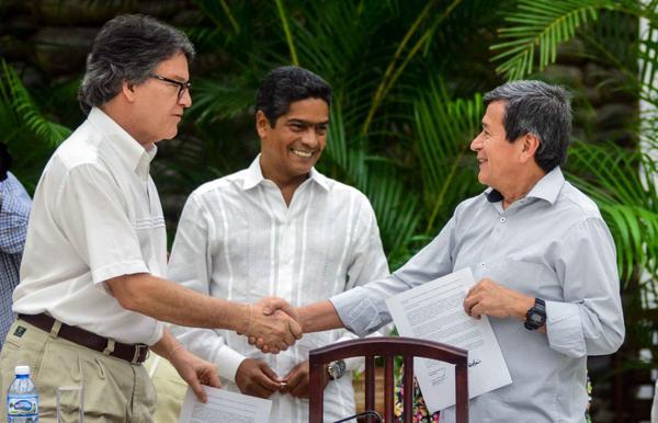 Finalizan conversaciones entre ELN y Gobierno colombiano (+Audio)