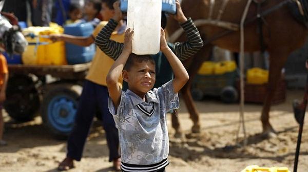 Enfrentamiento entre israelíes y palestinos dejan 44 heridos