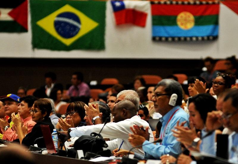 Foro de Sao Paulo: rostros diversos, sueños comunes (+Audio)
