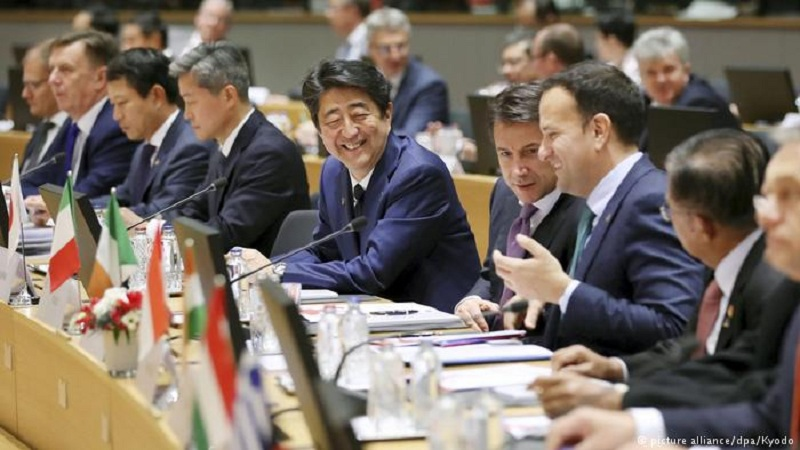 Reafirma cumbre euroasiática la importancia del multilateralismo