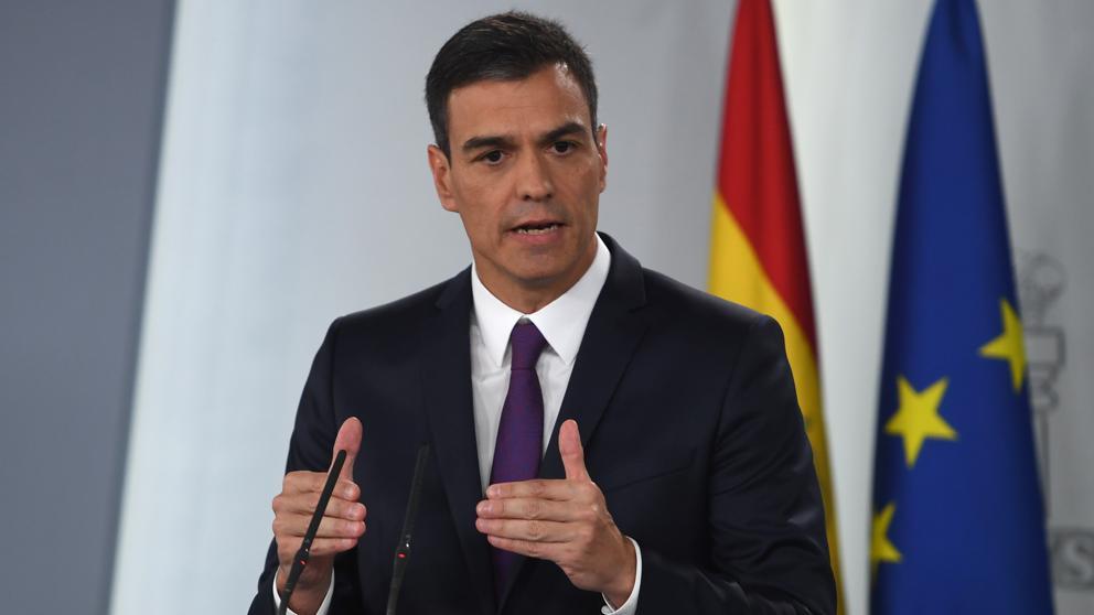 Reivindica mandatario español la acción de su Gobierno