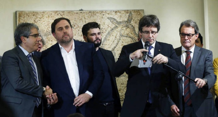 Critican peticiones de cárcel contra independentistas catalanes